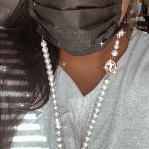 Chanel Mask chain